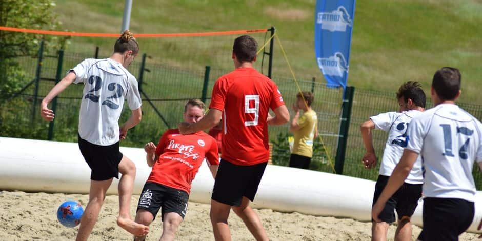Team Beach Soccer