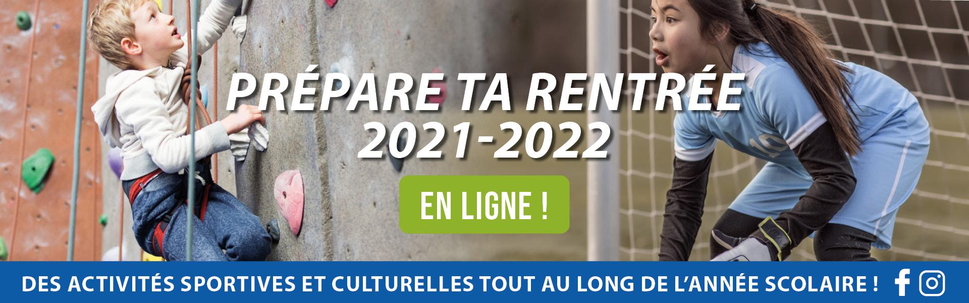 Activités extrascolaires 2021-2022