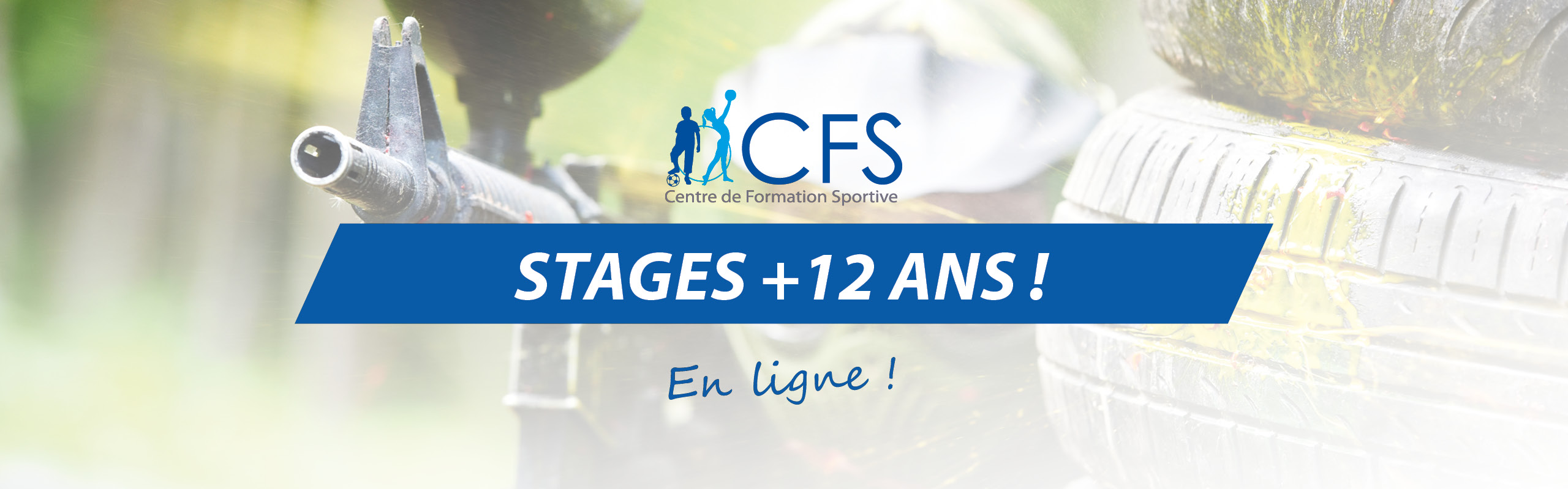 STAGES +12 ANS