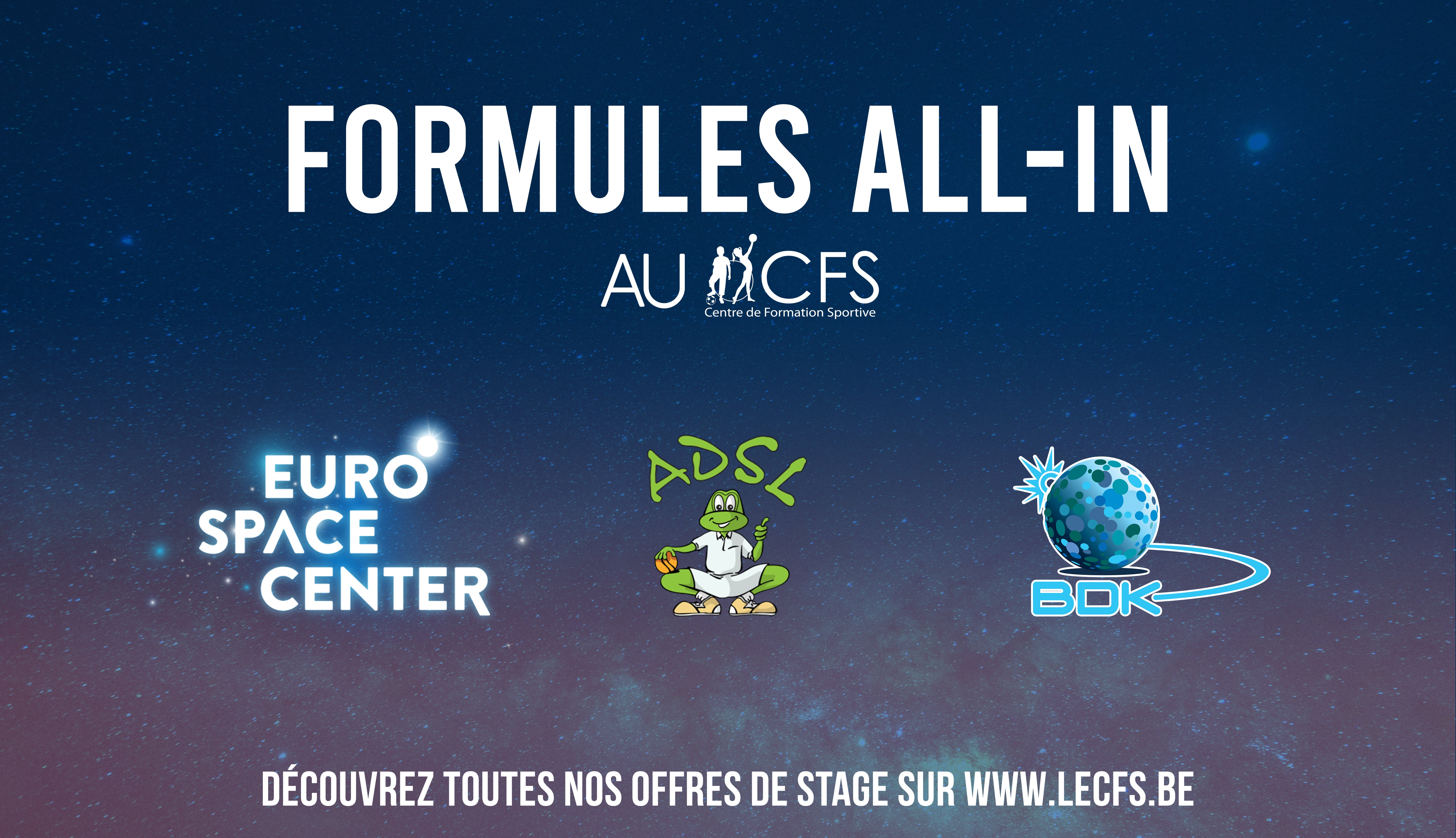 Formules All In